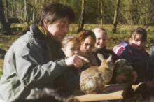 Louis konijnenpad